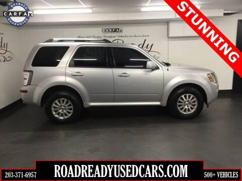 2010 Mercury Mariner for sale at Road Ready Used Cars in Ansonia CT