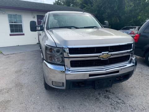 2009 Chevrolet Silverado 2500HD for sale at Excellent Autos of Orlando in Orlando FL
