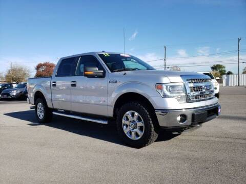 2014 Ford F-150 for sale at All Star Mitsubishi in Corpus Christi TX
