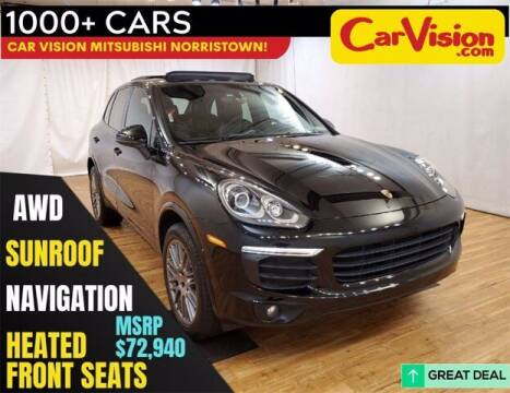 2018 Porsche Cayenne for sale at Car Vision Buying Center in Norristown PA