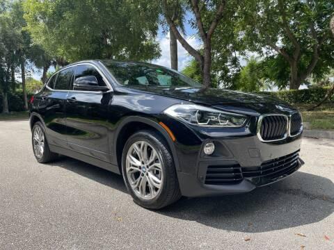 2020 BMW X2 for sale at DELRAY AUTO MALL in Delray Beach FL