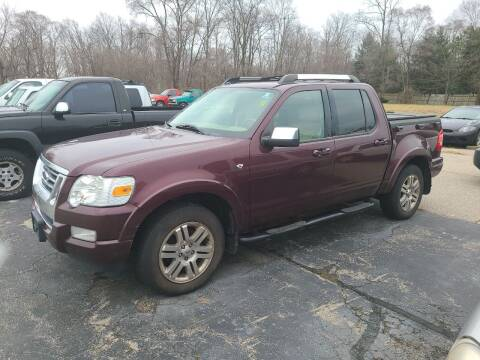 2008 Ford Explorer Sport Trac for sale at All State Auto Sales, INC in Kentwood MI