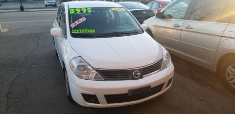 2007 Nissan Versa for sale at TC Auto Repair and Sales Inc in Abington MA