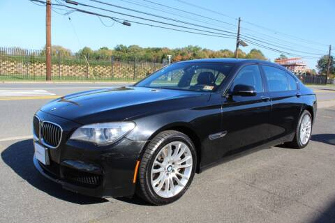 2013 BMW 7 Series for sale at Vantage Auto Wholesale in Lodi NJ