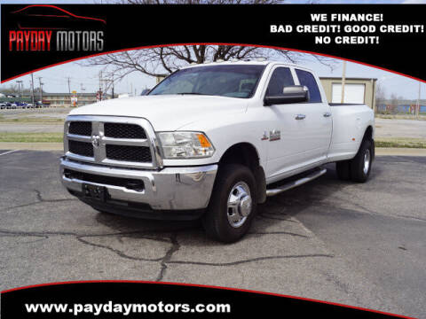 2015 RAM Ram Pickup 3500 for sale at Payday Motors in Wichita And Topeka KS
