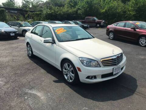 2010 Mercedes-Benz C-Class for sale at Bob Karl's Sales & Service in Troy NY