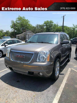 2012 GMC Yukon for sale at Extreme Auto Sales in Bryan TX