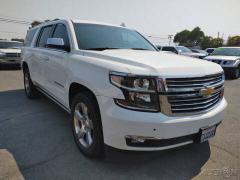 2017 Chevrolet Suburban for sale at Guy Strohmeiers Auto Center in Lakeport CA