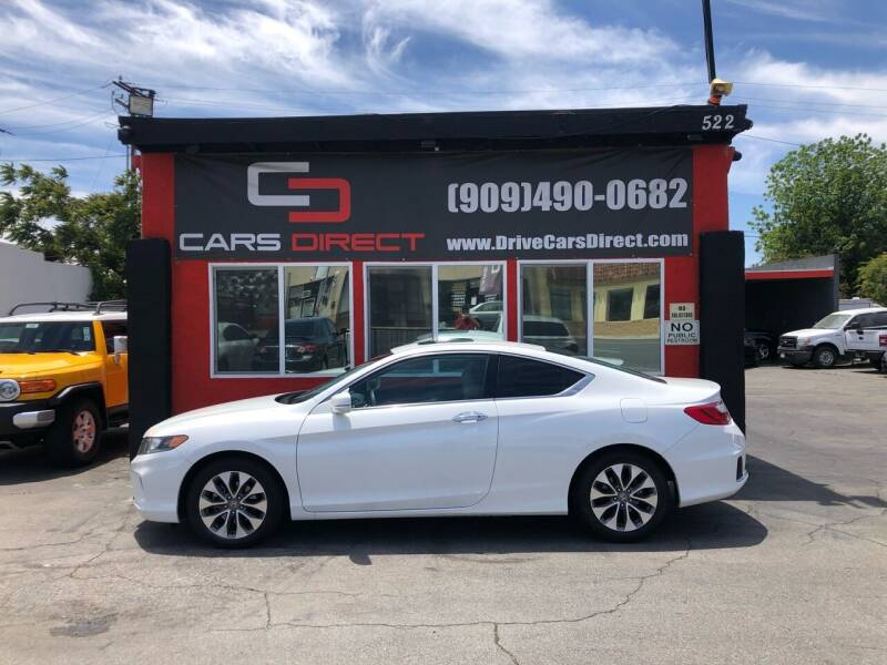 2015 Honda Accord for sale at Cars Direct in Ontario CA