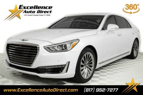 2018 Genesis G90 for sale at Excellence Auto Direct in Euless TX