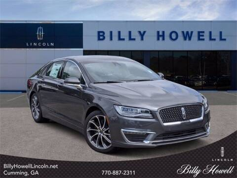 2020 Lincoln MKZ for sale at BILLY HOWELL FORD LINCOLN in Cumming GA