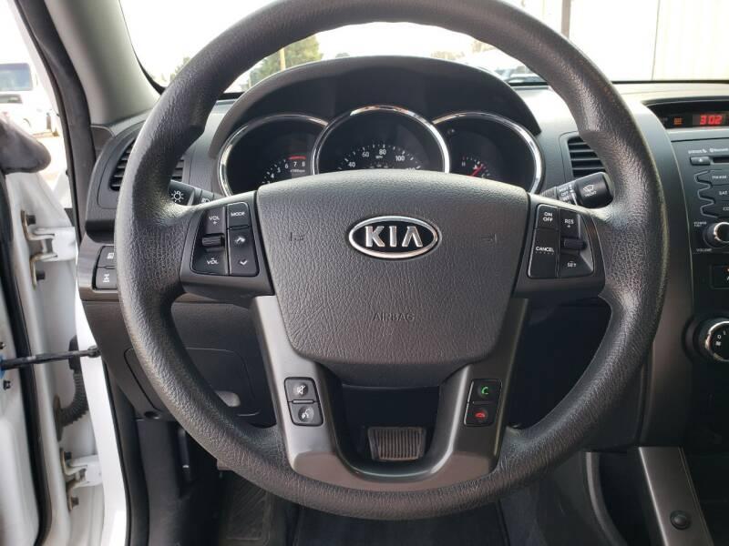 2013 Kia Sorento AWD LX 4dr SUV - Mitchell NE