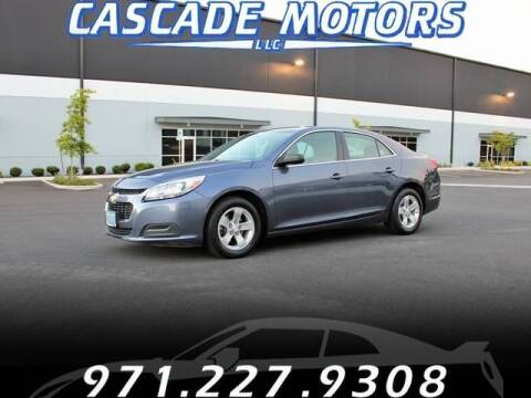 2014 Chevrolet Malibu for sale at Cascade Motors in Portland OR