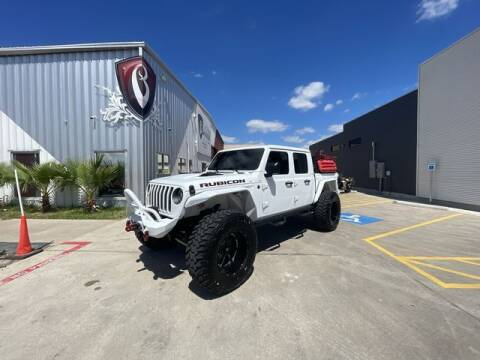 2020 Jeep Gladiator for sale at Barrett Auto Gallery in San Juan TX