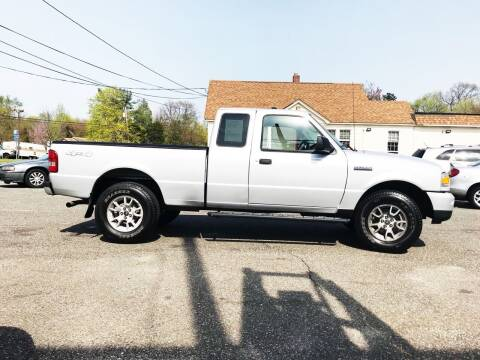 2007 Ford Ranger for sale at New Wave Auto of Vineland in Vineland NJ