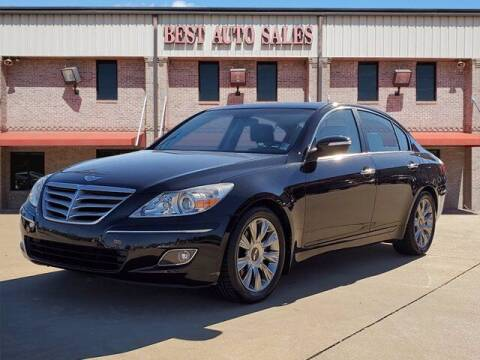 2011 Hyundai Genesis for sale at Best Auto Sales LLC in Auburn AL