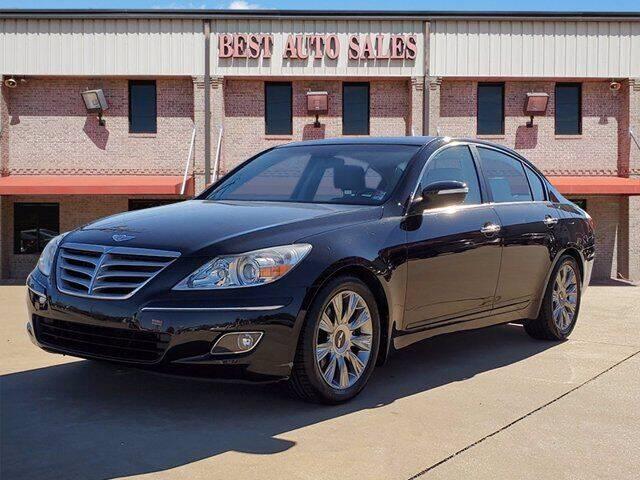 2011 Hyundai Genesis for sale at Best Auto Sales LLC in Auburn AL