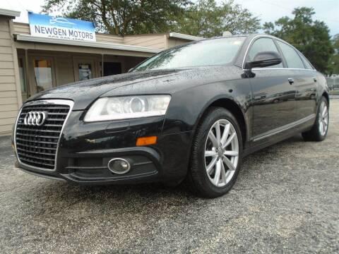 2009 Audi A6 for sale at New Gen Motors in Lakeland FL