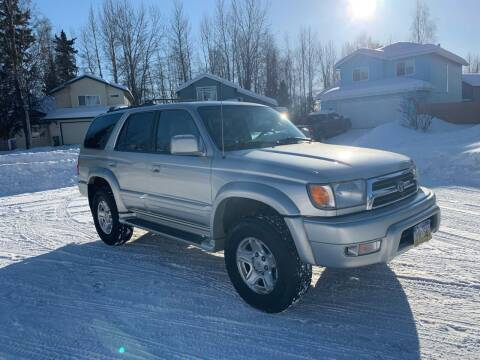 1999 Toyota 4Runner for sale at Freedom Auto Sales in Anchorage AK