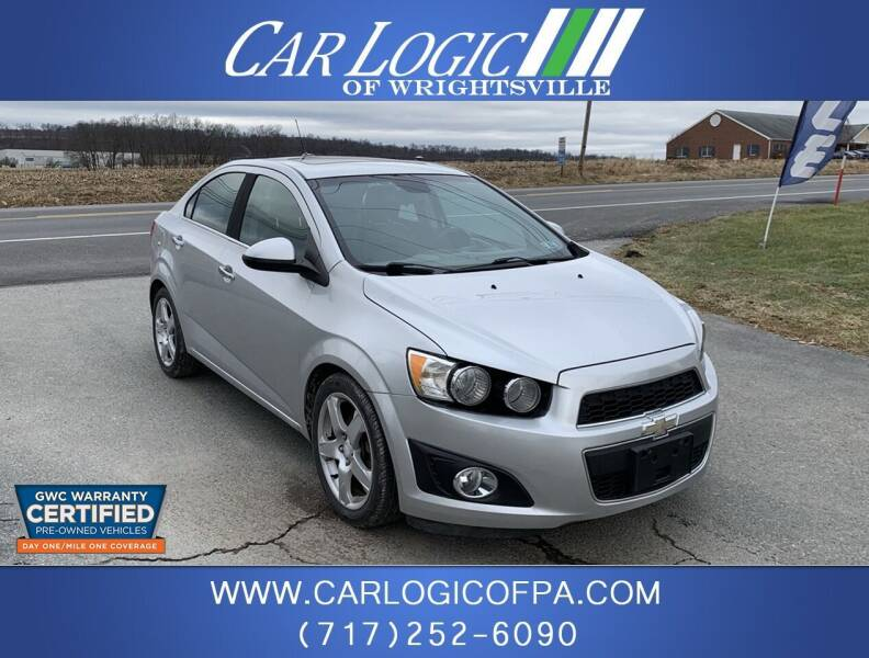 2012 Chevrolet Sonic for sale at Car Logic in Wrightsville PA