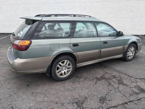 2003 Subaru Outback for sale at Trini-D Auto Sales Center in San Diego CA