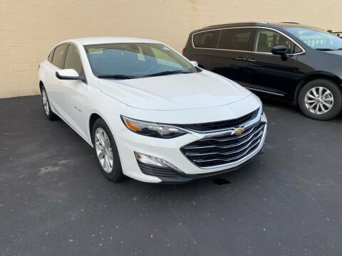 2019 Chevrolet Malibu for sale at My Town Auto Sales in Madison Heights MI