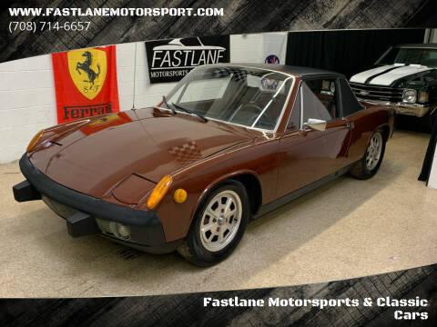 1974 Porsche 914 for sale at Fastlane Motorsports & Classic Cars in Addison IL