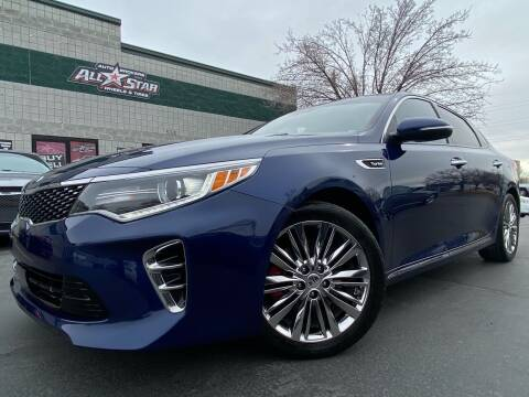2016 Kia Optima for sale at All-Star Auto Brokers in Layton UT