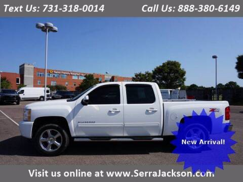 2013 Chevrolet Silverado 1500 for sale at Serra Of Jackson in Jackson TN