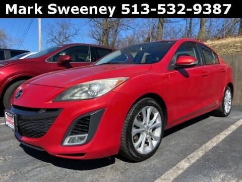 2010 Mazda MAZDA3 for sale at Mark Sweeney Buick GMC in Cincinnati OH