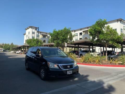 2008 Honda Odyssey for sale at Blue Eagle Motors in Fremont CA