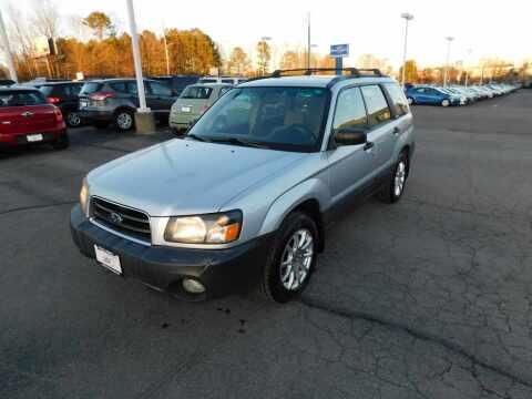 2004 Subaru Forester for sale at Paniagua Auto Mall in Dalton GA