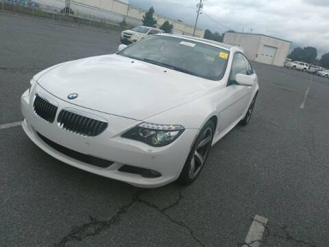 2008 BMW 6 Series for sale at Adams Auto Group Inc. in Charlotte NC