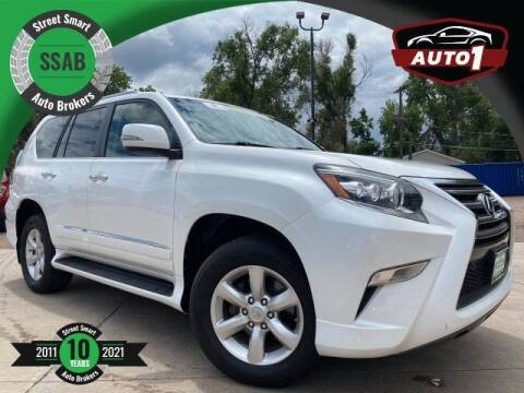 2014 Lexus GX 460 for sale at Street Smart Auto Brokers in Colorado Springs CO