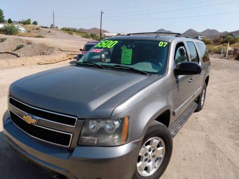 2007 Chevrolet Suburban for sale at Hilltop Motors in Globe AZ