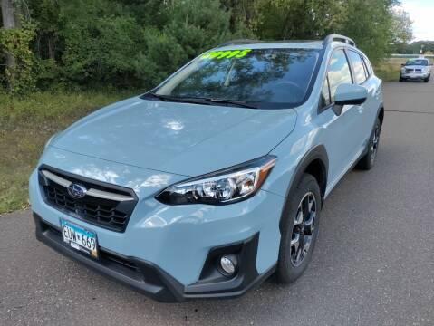 2020 Subaru Crosstrek for sale at Sand's Auto Sales in Cambridge MN
