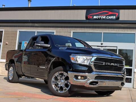2021 RAM Ram Pickup 1500 for sale at CK MOTOR CARS in Elgin IL