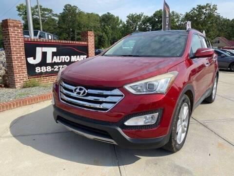 2014 Hyundai Santa Fe Sport for sale at J T Auto Group in Sanford NC