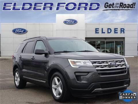 2018 Ford Explorer for sale at Mr Intellectual Cars in Troy MI