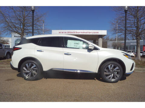 2021 Nissan Murano for sale at BLACKBURN MOTOR CO in Vicksburg MS