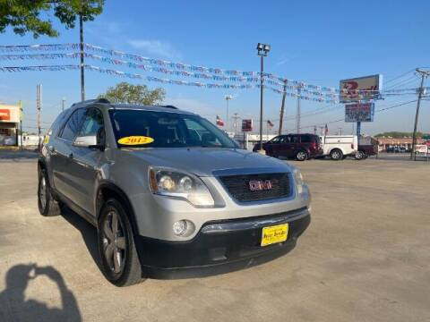 2012 GMC Acadia for sale at Russell Smith Auto in Fort Worth TX