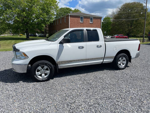 2016 RAM Ram Pickup 1500 for sale at Young's Automotive LLC in Stillwater PA