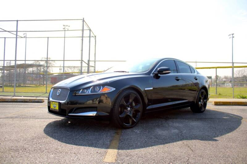 2012 Jaguar XF for sale at MEGA MOTORS in South Houston TX