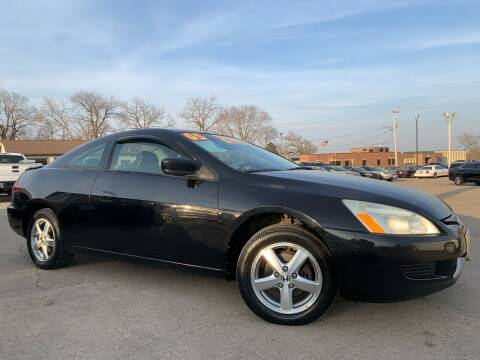 2005 Honda Accord for sale at Victory Motors in Waterloo IA