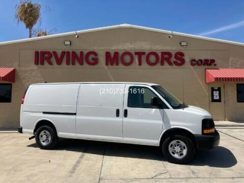 2010 Chevrolet Express Cargo for sale at Irving Motors Corp in San Antonio TX