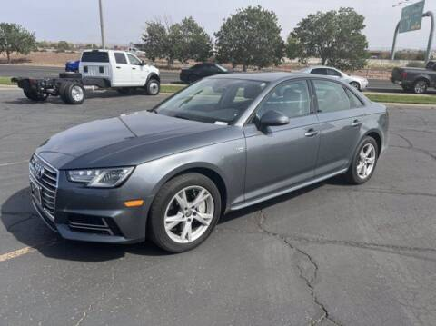 2018 Audi A4 for sale at Stephen Wade Pre-Owned Supercenter in Saint George UT