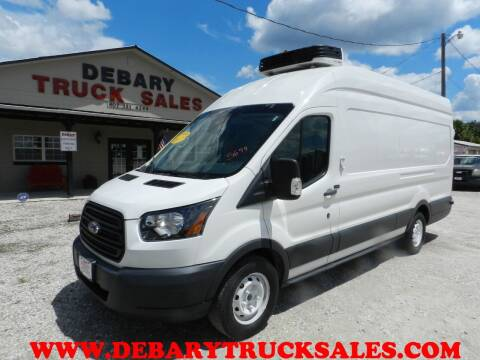 2017 Ford TRANSIT 2500 REFRIGERATED for sale at DEBARY TRUCK SALES in Sanford FL