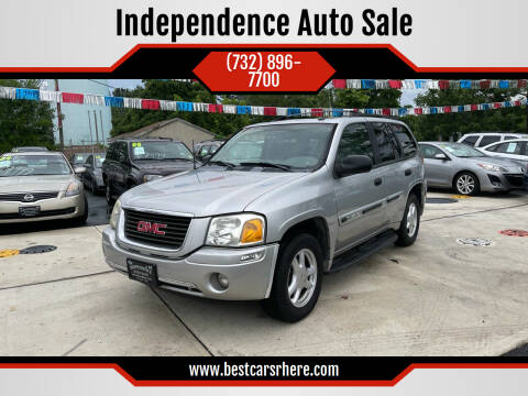 2005 GMC Envoy for sale at Independence Auto Sale in Bordentown NJ