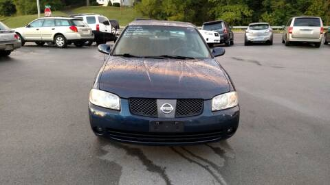 2006 Nissan Sentra for sale at DISCOUNT AUTO SALES in Johnson City TN