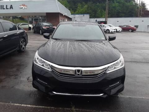 2017 Honda Accord for sale at Auto Villa in Danville VA